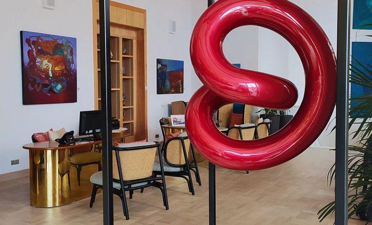 El Hotel The Ritz-Carlton, Abama llena sus estancias de arte Tinerfeño
