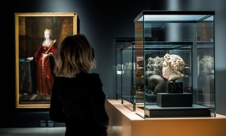 La imagen humana. Arte, identidades y simbolismo, Caixa Forum Madrid.