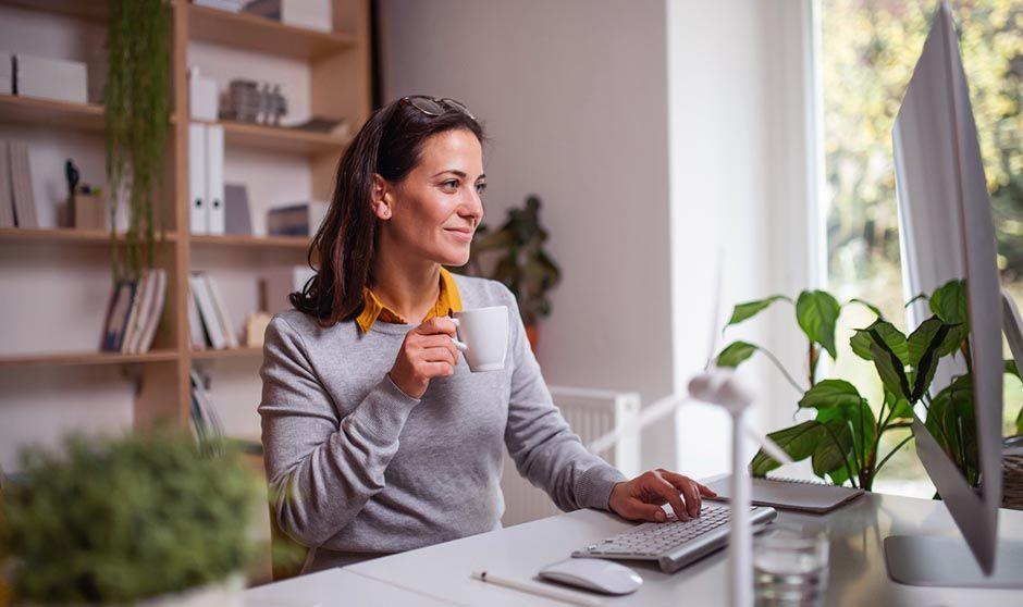 Las claves para conseguir una oficina más verde y ecológica