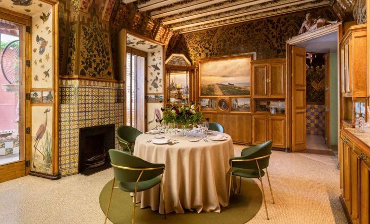 Una noche de ensueño en Casa Vicens, la primera casa de Antoni Gaudí