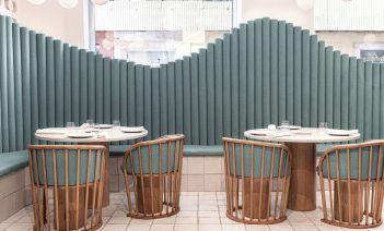 Tendencias en diseño de restaurantes y cafeterías