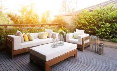 Cómo triunfar con la decoración de tu terraza o jardín