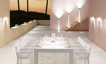Cómo iluminar tu terraza o jardín