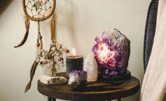 Cómo armonizar la energía de tu casa con piedras y cristales