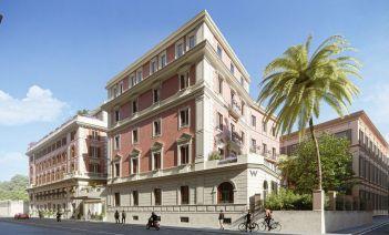 Vive la auténtica esencia italiana en el nuevo W Roma