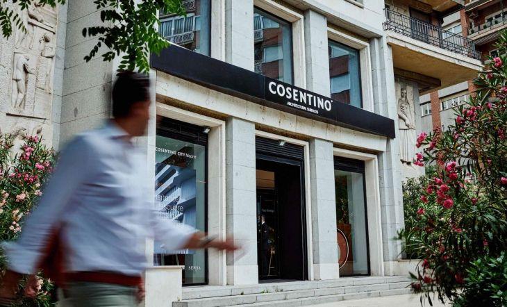 Descubre el ambiente acogedor y natural del nuevo espacio de Cosentino City en Madrid
