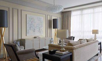 Recuerdos de París en un interior clásico y ligero