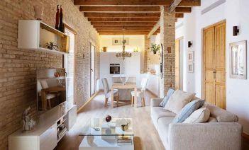 Un piso clásico reformado en la ciudad de Valencia con estilo, luz y calidez