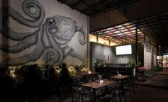 Arte urbano y deporte se funden a la perfección en Brooklyn Sports Bar