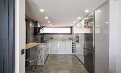 Cocina abierta - Cocinas Santos