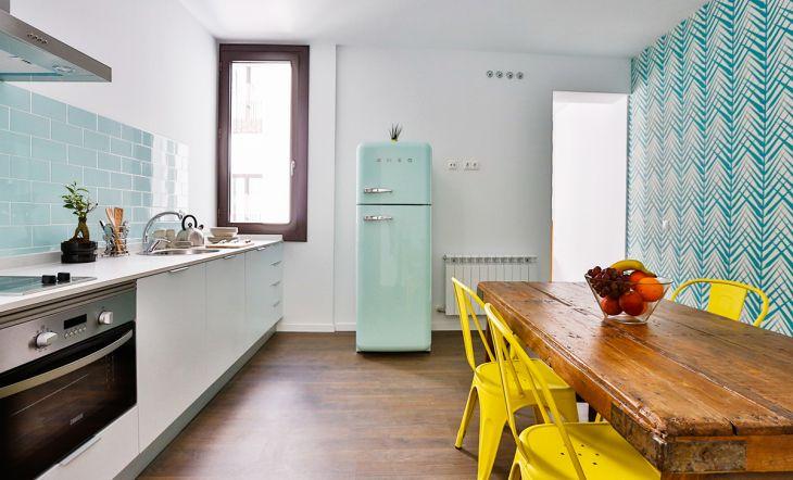 Cocina - reforma studioBMK