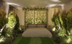 Entramos en la casa Greenery de Airbnb y Pantone