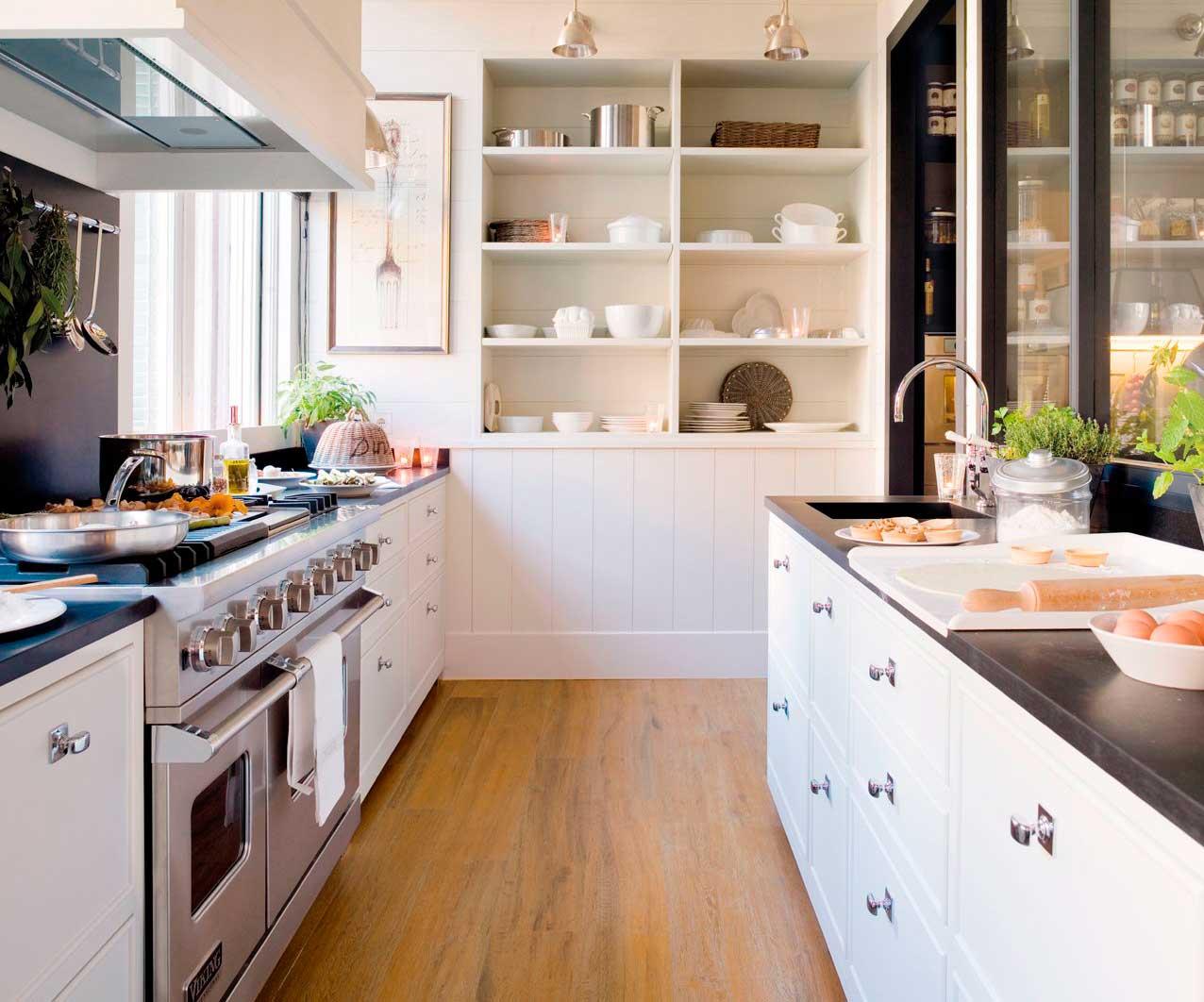 Cocinas vintage ideas de dise o y muebles retro - Cocinas retro vintage ...