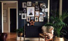 decorar con colores oscuros