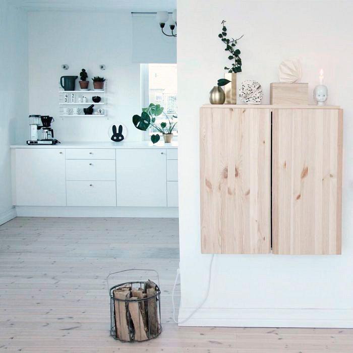 ikea muebles madera sin tratar