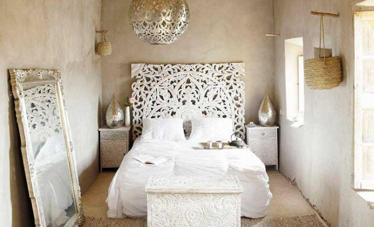 Ideas para cabeceros de cama. Maisons du Monde
