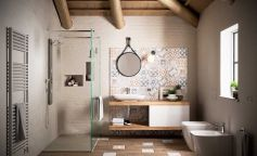 Como decorar un baño pequeño