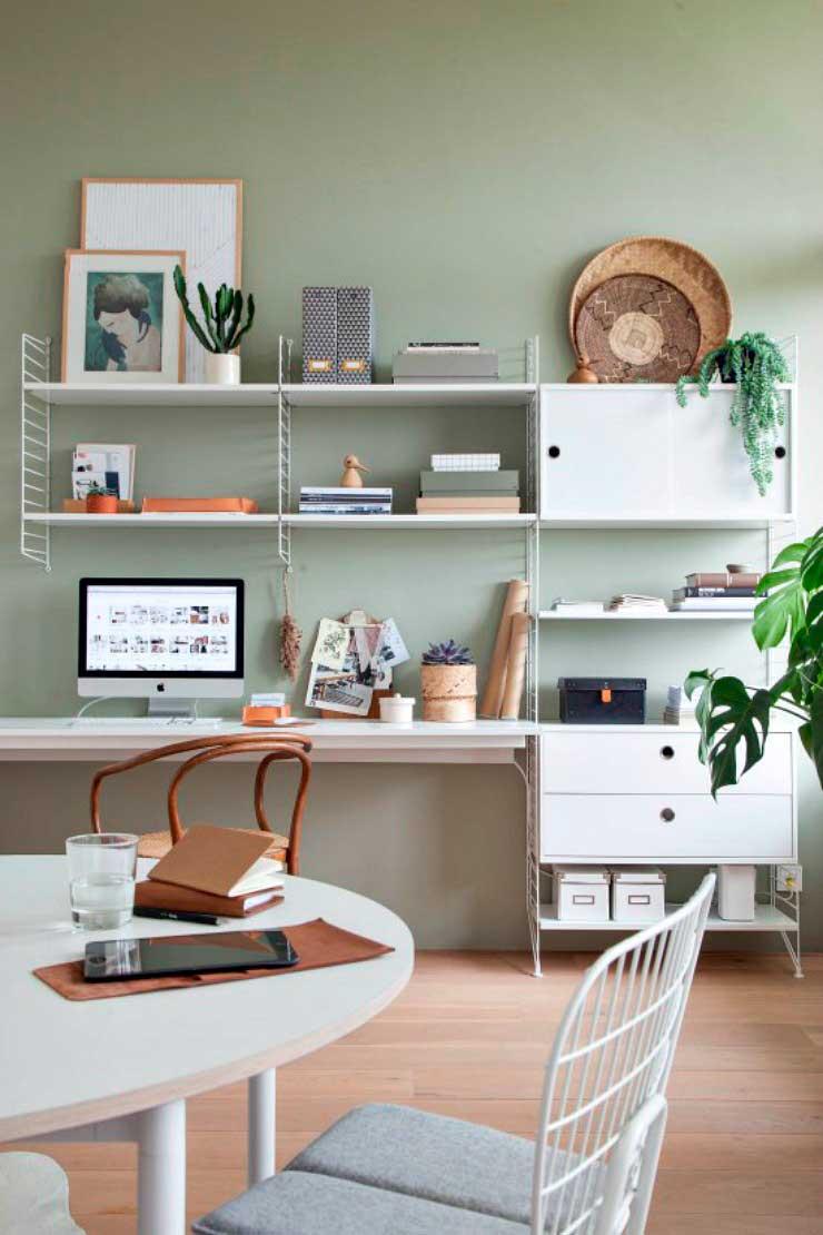 Decoración De Despachos En Casa