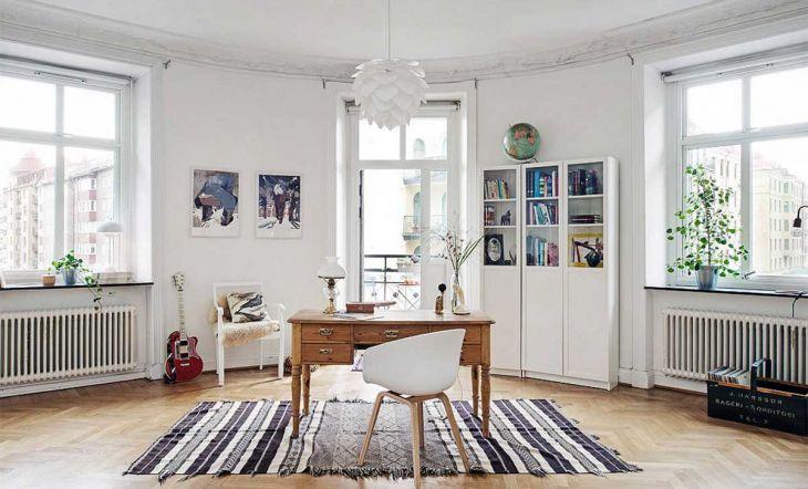 ideas de decoración rural para sala de estar 10 Claves Para Decorar Al Estilo Nrdico