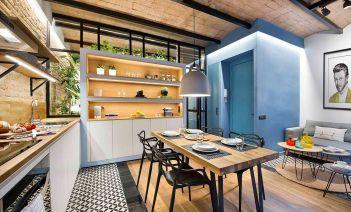Reforma piso pequeño_Barceloneta_Egue y Seta