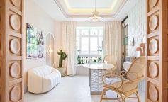 Casa Decor 2017 - suite Patricia Bustos de la Torre