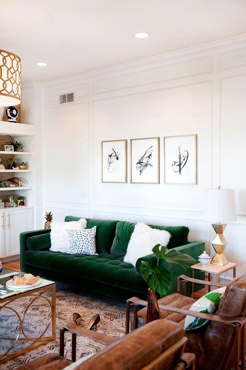 Claves para elegir los cojines para sofás