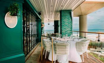 Restaurante Tatel Ibiza Ilmiodesign ©JOSE SALTO terraza