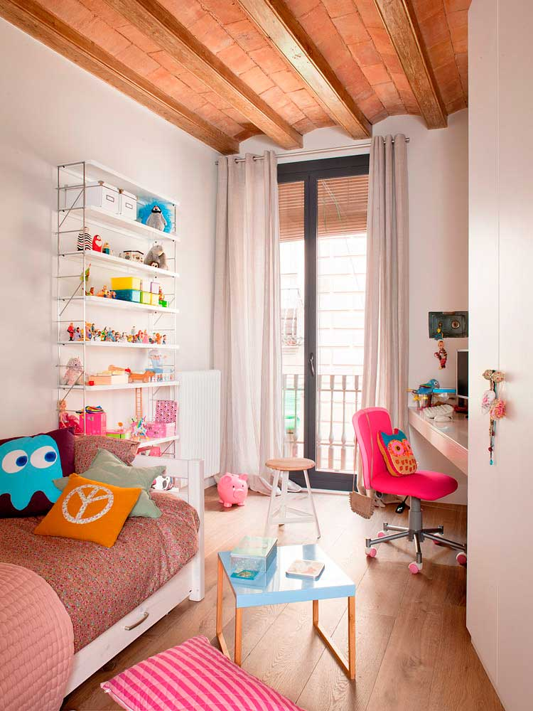 Decoracion habitacion infantil  Meritxell Ribé The Room Studio