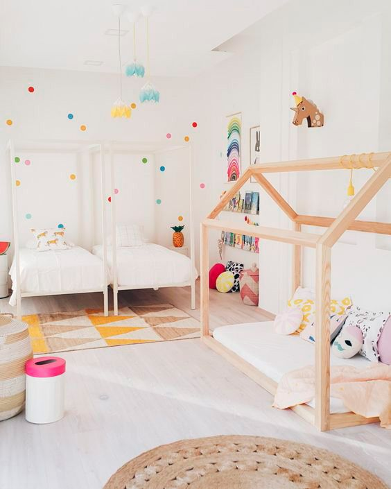 Decoracion habitacion infantil The Little Club