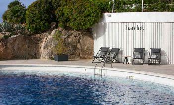 Bardot, un pool club de cine