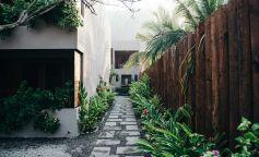 Interiorismo hotel Lo Sereno Casa de Playa Mexico