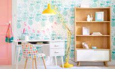 ideas para crear una zona de estudio para niños maisons du monde 03
