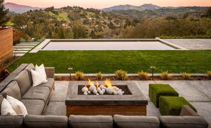 Casa con vistas California Houzz