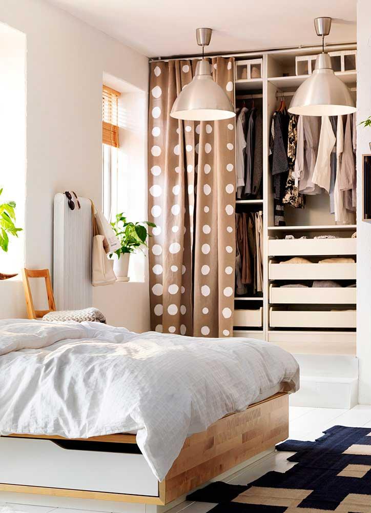 Trucos para decorar un dormitorio de matrimonio pequeño
