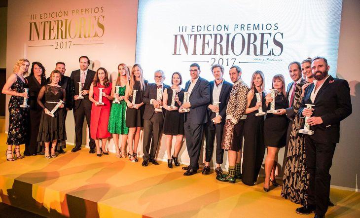 Premios Interiores 2017 ganadores