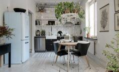 Open kitchen o cómo usar el menaje de cocina como decoración