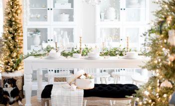 Objeto de decoración IN OUT para esta Navidad