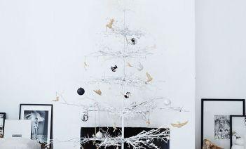 Casa de Navidad de cuento