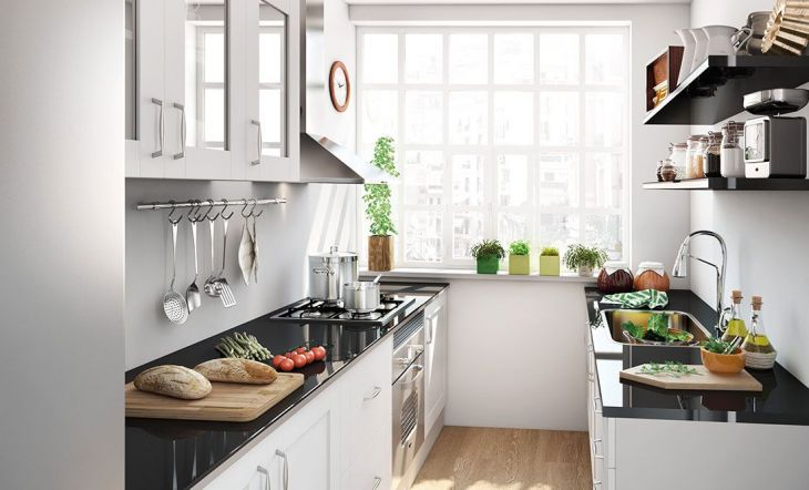 Soluciones para cocinas pequeñas