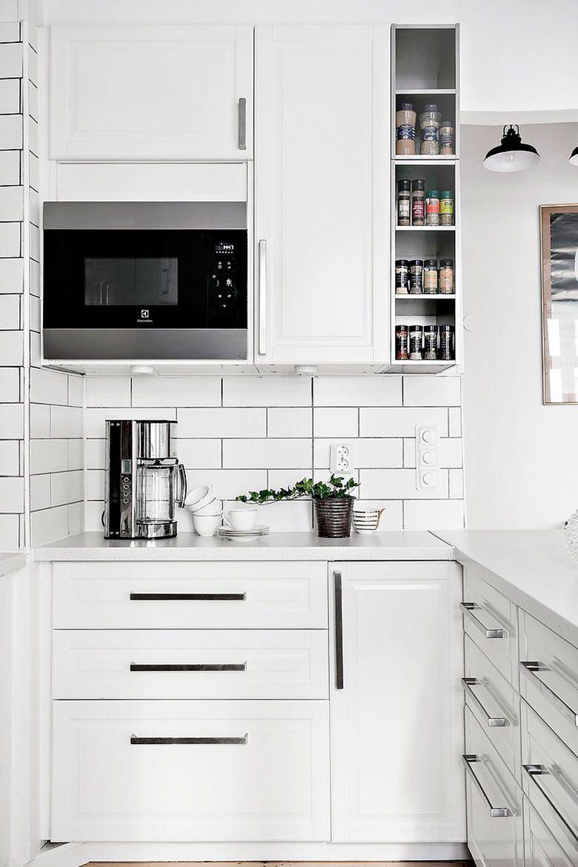 10 soluciones para cocinas pequeñas