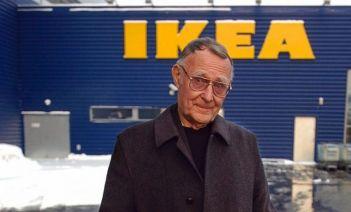 Ingvar Kamprad Ikea curiosidades