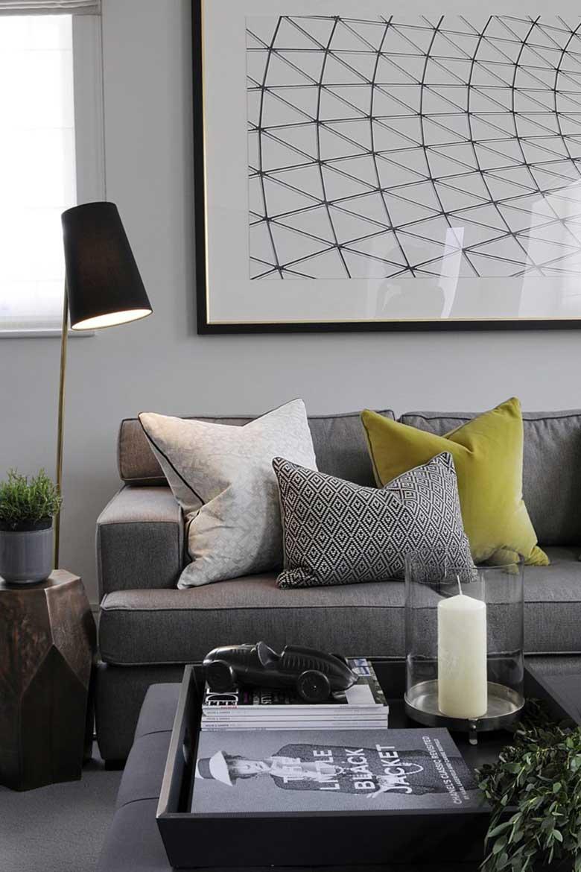 17 ideas de decoración para el salón y el comedor