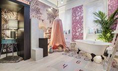 Habitación infantil de Blanca Hevia