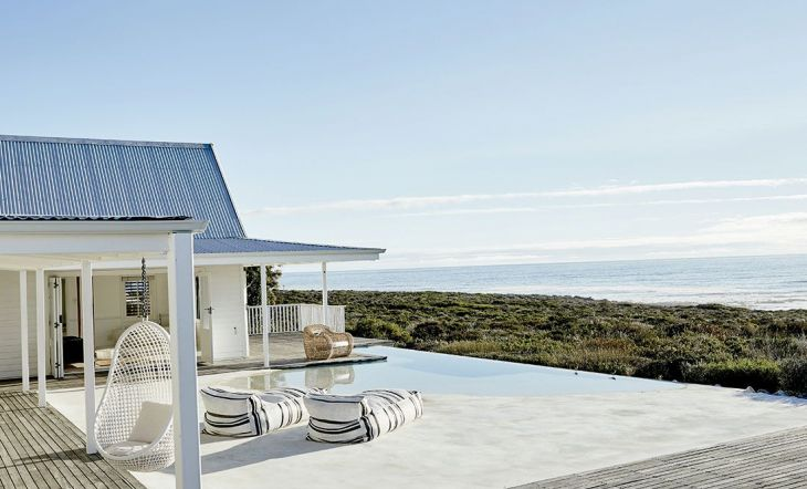 La reforma sudafrica casa playa