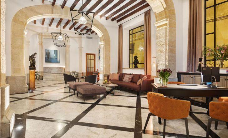 Hall Hotel de lujo Glòria de Sant Jaume Mallorca