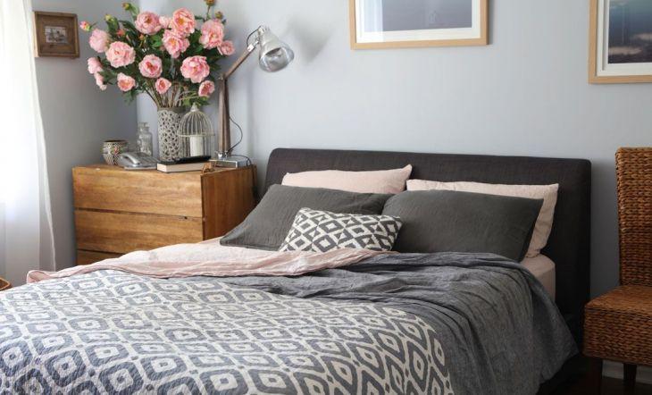 cuarto sábanas