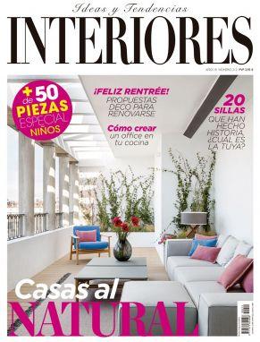 Portada Revista INTERIORES 212