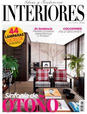 Portada Revista Interiores 213