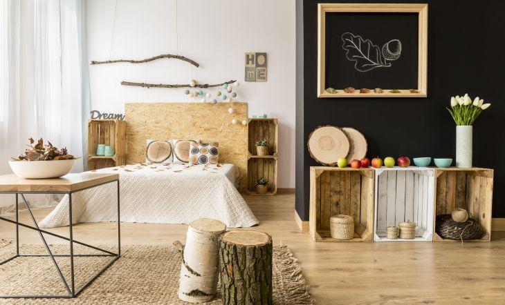 decoración casa interiorismo otoño