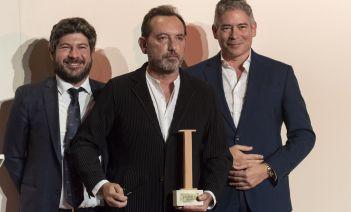 IV Premios Interiores:  Lázaro Rosa-Violán, mejor interiorista